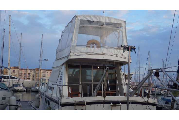 Guy Couach 1100 FLY - Bateau occasion 34 - Vente 62000 : photo 5
