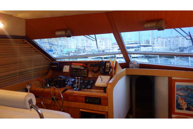 Guy Couach 1100 FLY - Bateau occasion 34 - Vente 62000 : photo 8