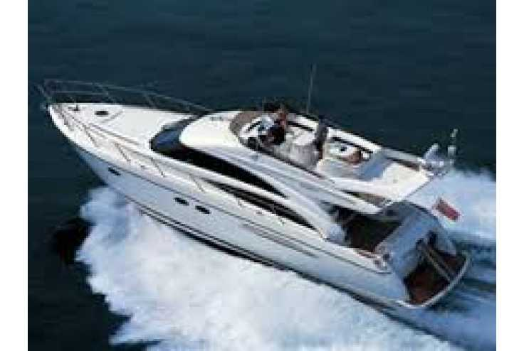 bateau PRINCESS 57 FLY occasion Herault - Languedoc-Roussillon   335 000 €