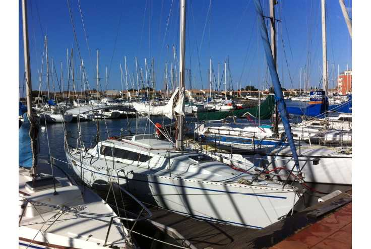 bateau KIRIE  FEELING 850 occasion Herault - Languedoc-Roussillon   20 500 €