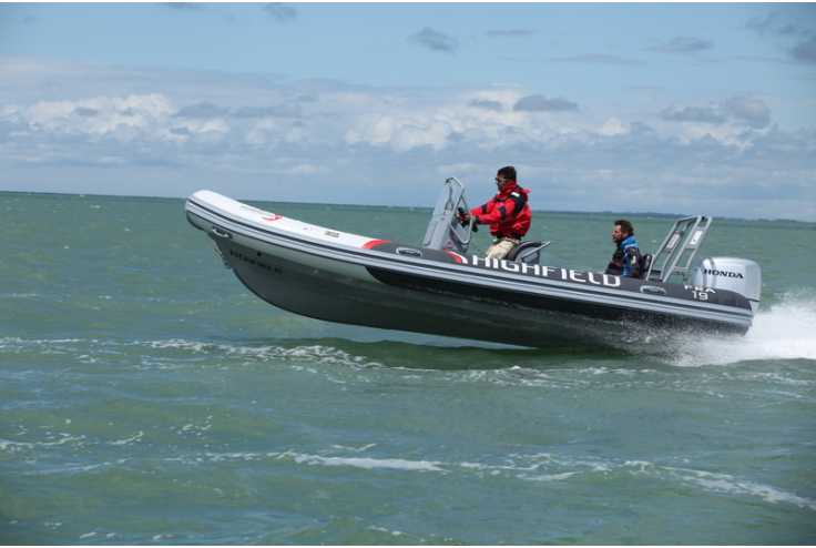 bateau HIGHFIELD 660 occasion Herault - Languedoc-Roussillon   33 900 €