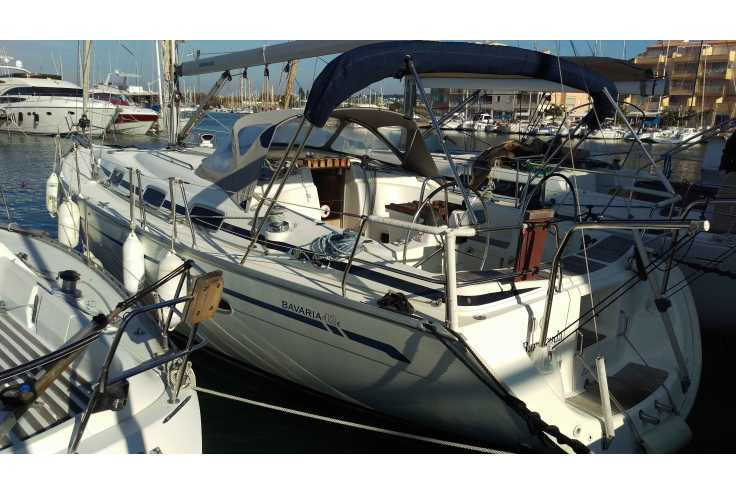 bateau Bavaria 42 CRUISER occasion Herault - Languedoc-Roussillon   89 900 €