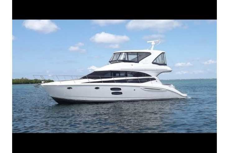 bateau MERIDIAN 441 SEDAN occasion Herault - Languedoc-Roussillon   299 500 €