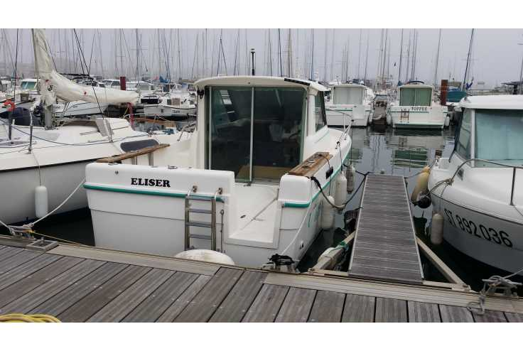 OCQUETEAU 625 - Bateau occasion 34 - Vente 22500 : photo 3