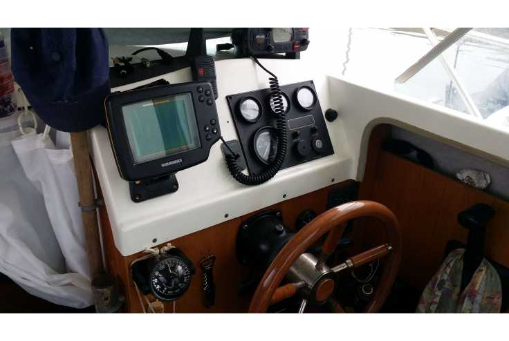 OCQUETEAU 625 - Bateau occasion 34 - Vente 22500 : photo 4