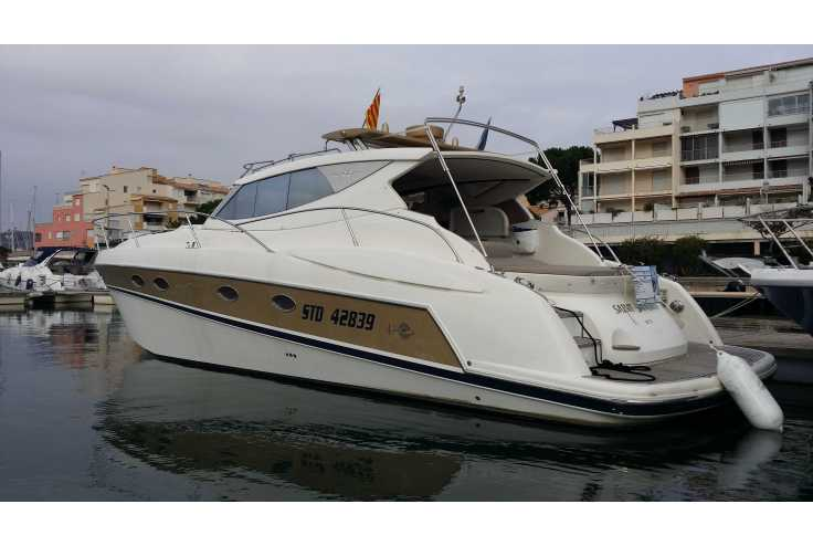 RIO 44 AIR - Bateau occasion 34 - Vente 220000 : photo 1