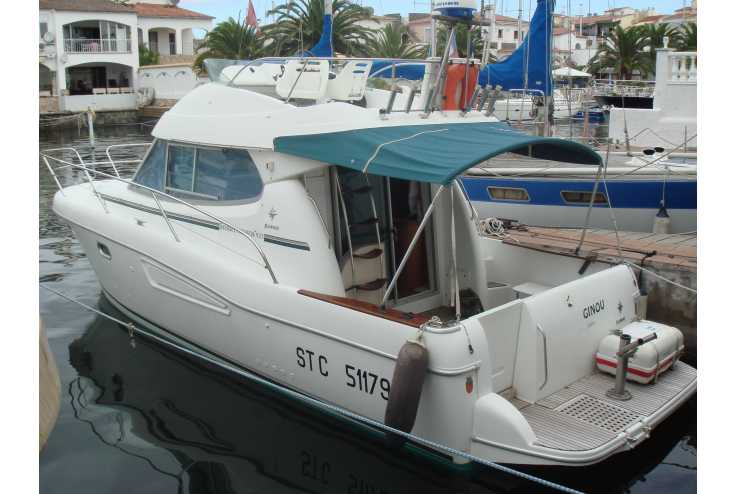 bateau JEANNEAU MERRY FISHER 925 FLY occasion Herault - Languedoc-Roussillon   56 000 €