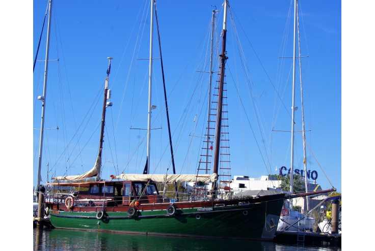 bateau COLNE MARINE KETCH AURIQUE occasion Herault - Languedoc-Roussillon   82 000 €