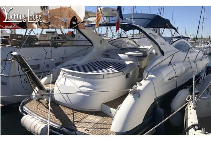 bateau GOBBI 425 SC occasion Herault - Languedoc-Roussillon   115 000 €