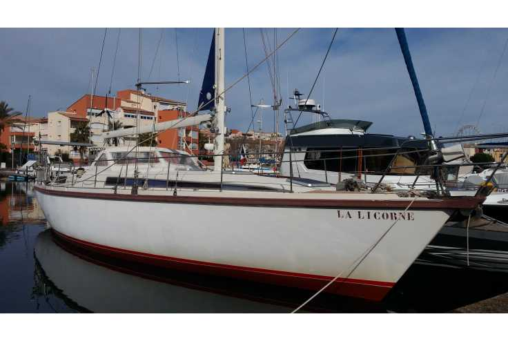 bateau AMEL SANTORIN occasion Herault - Languedoc-Roussillon   120 000 €