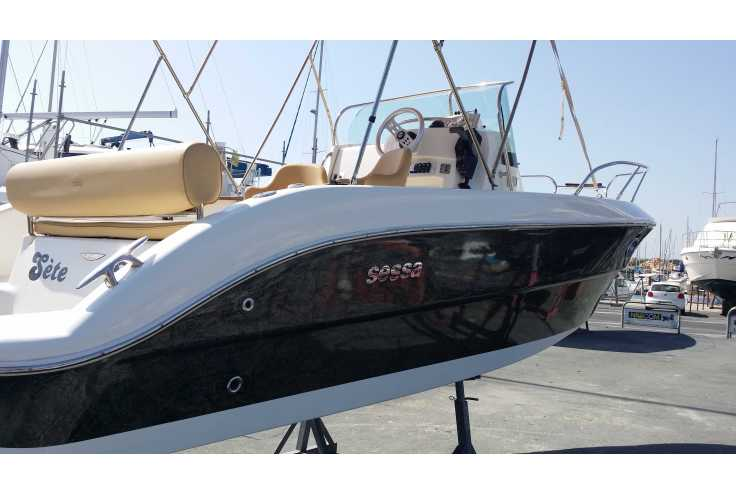 bateau SESSA key largo 22 occasion Herault - Languedoc-Roussillon   22 900 €