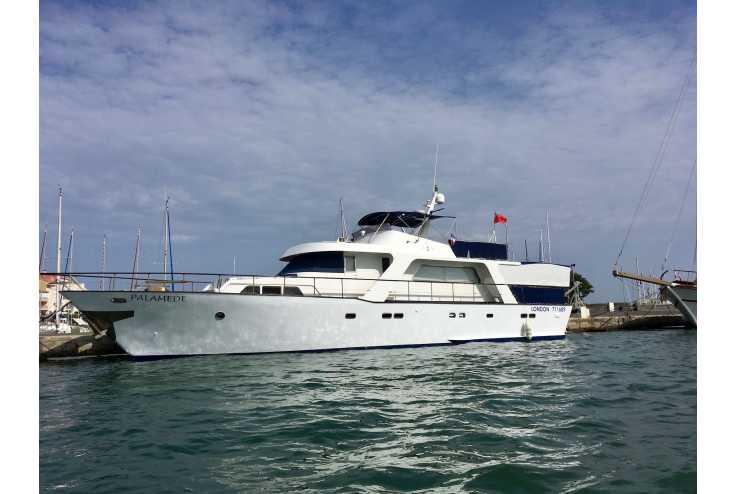 bateau CONSTRUZIONI RIPARAZIONI NAVALI PLEASURE YACHT occasion Herault - Languedoc-Roussillon   119 900 €