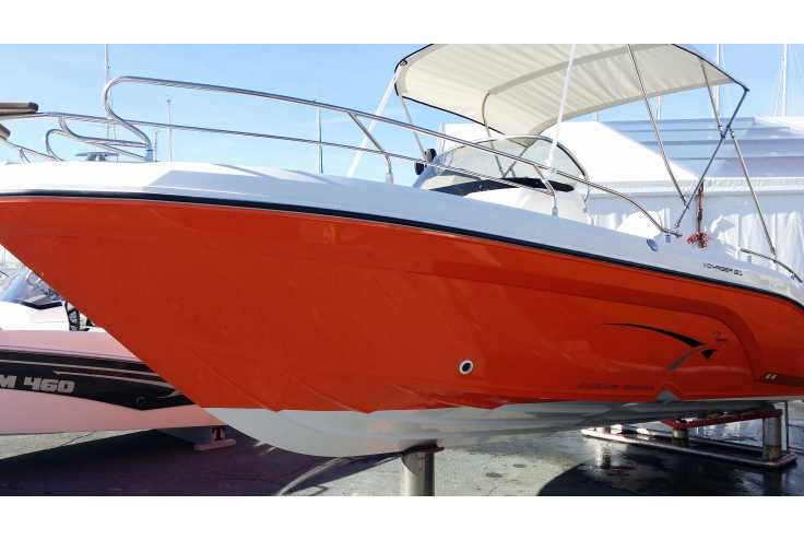bateau RANIERI VOYAGER 21 S occasion Herault - Languedoc-Roussillon   39 900 €