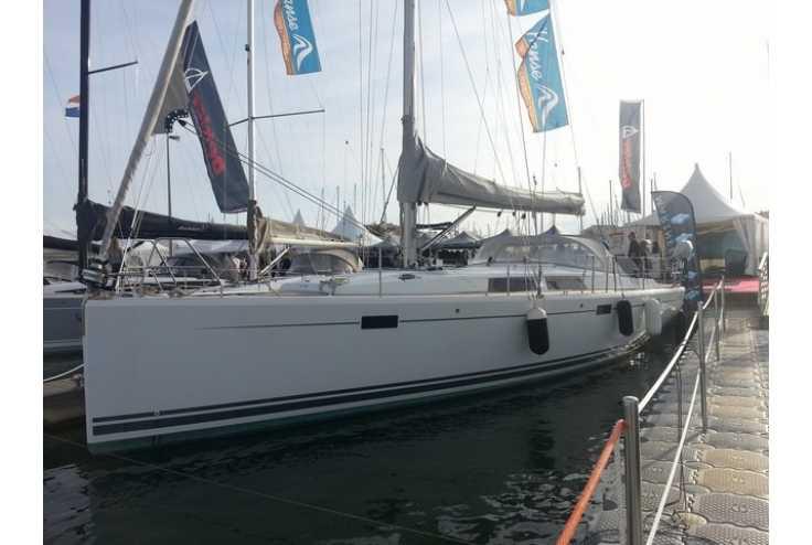 bateau HANSE 415 occasion Herault - Languedoc-Roussillon   175 000 €