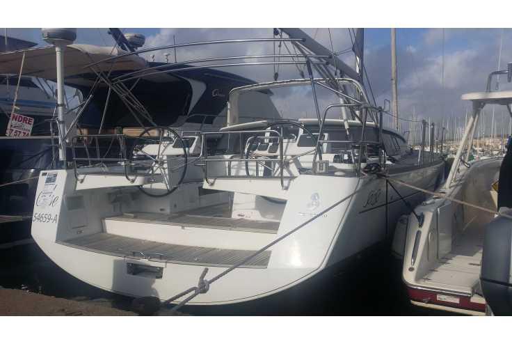 bateau BENETEAU sense 46 occasion Herault - Languedoc-Roussillon   319 000 €