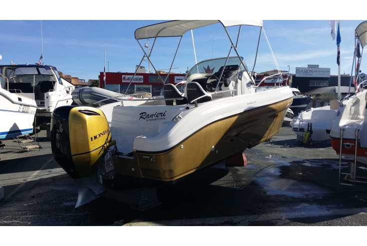 bateau RANIERI SHADOW 24 occasion Herault - Languedoc-Roussillon   59 900 €
