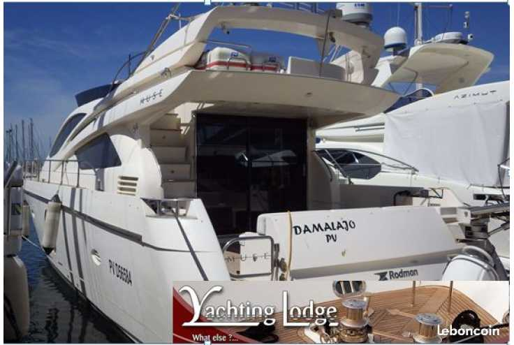 RODMAN 54 MUSE - Bateau occasion 34 - Vente 330000 : photo 1