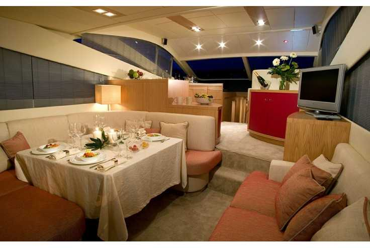 RODMAN 54 MUSE - Bateau occasion 34 - Vente 330000 : photo 4