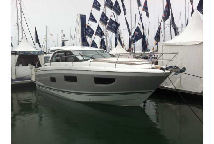 bateau JEANNEAU LEADER 40 occasion Pyrénées Orientales - Languedoc-Roussillon   299 000 €