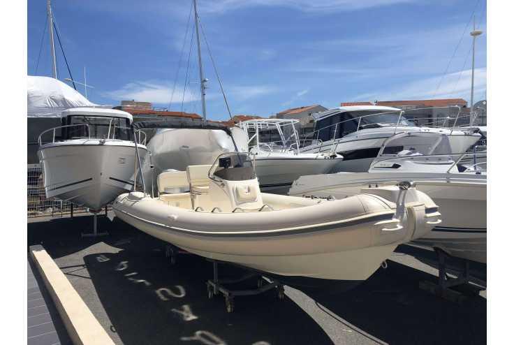 bateau NUOVA JOLLY NJ 630 GT occasion Pyrénées Orientales - Languedoc-Roussillon   47 000 €