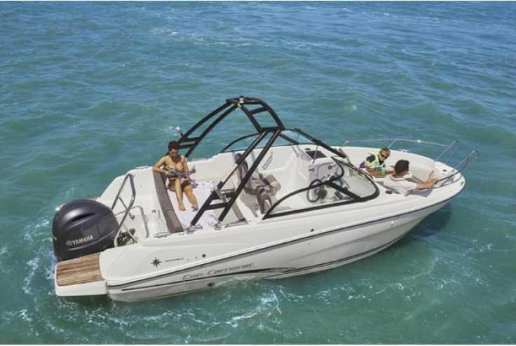 bateau JEANNEAU CAP CAMARAT 6.5 BR occasion    52 200 €