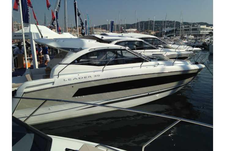 bateau JEANNEAU LEADER 36 occasion Pyrénées Orientales - Languedoc-Roussillon   229 000 €