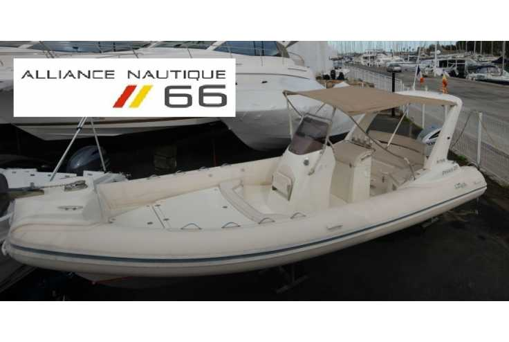 bateau NUOVA JOLLY PRINCE 23 occasion Pyrénées Orientales - Languedoc-Roussillon   39 500 €