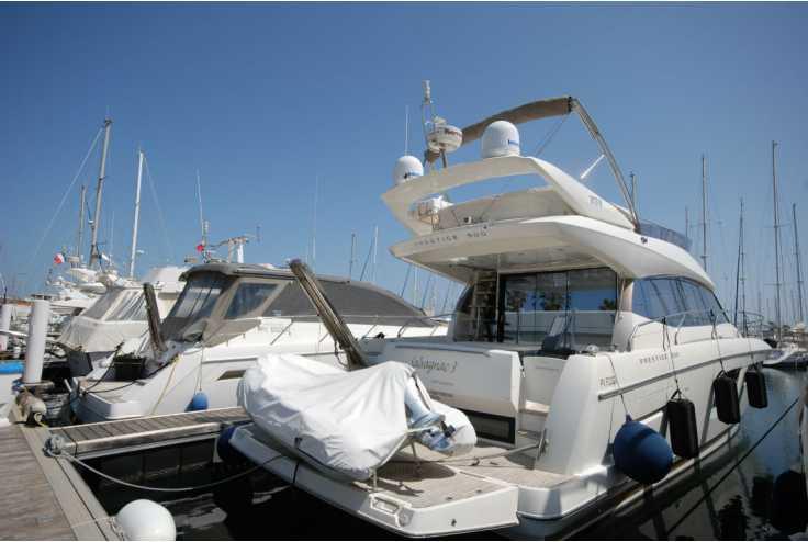 bateau JEANNEAU PRESTIGE 500 FLY occasion Pyrénées Orientales - Languedoc-Roussillon   595 000 €
