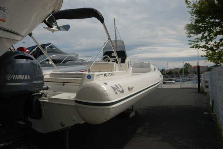 NUOVA JOLLY NJ 700 - Bateau semi-rigide neuf 66 - Vente 62000 : photo 2