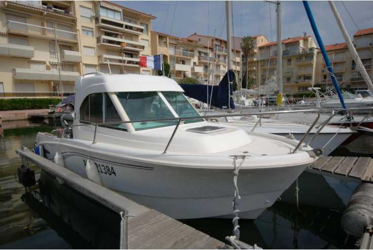 bateau BENETEAU ANTARES 650 occasion Pyrénées Orientales - Languedoc-Roussillon   15 700 €
