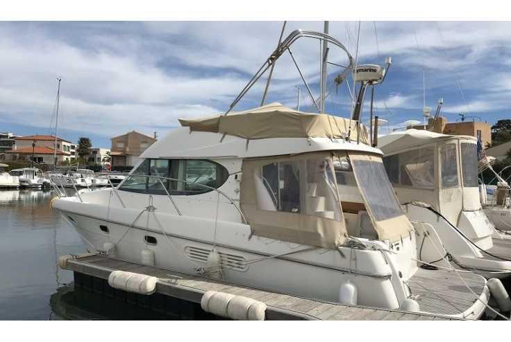 bateau JEANNEAU PRESTIGE 32 occasion Pyrénées Orientales - Languedoc-Roussillon   105 000 €