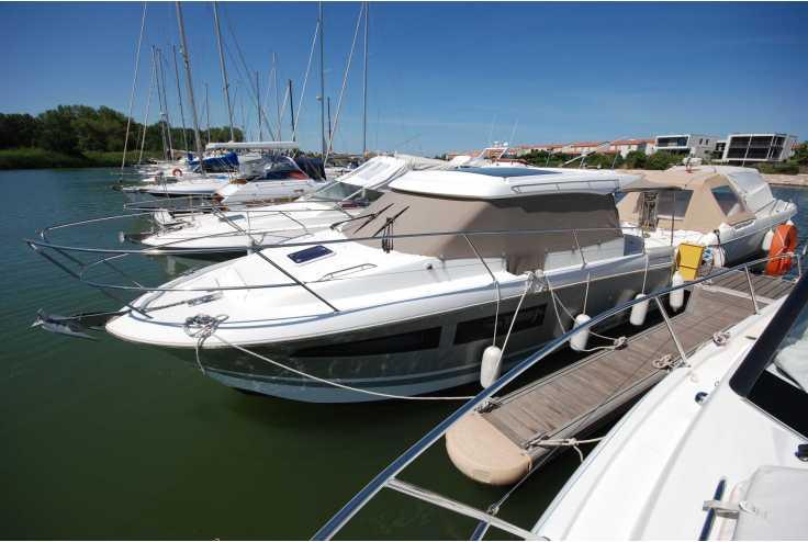bateau JEANNEAU NC 9 occasion Pyrénées Orientales - Languedoc-Roussillon   116 500 €