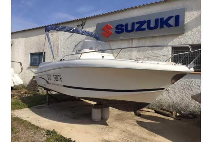bateau JEANNEAU CAP CAMARAT 635 CC occasion Pyrénées Orientales - Languedoc-Roussillon   19 500 €