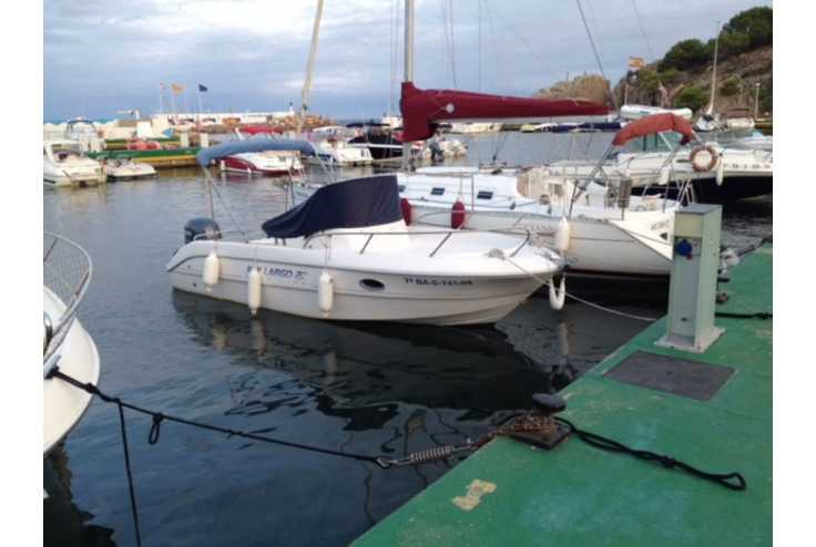 SESSA Key Largo 22 Deck  - Bateau occasion 66  - Vente 20900 : photo 1
