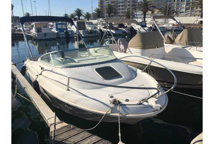 bateau JEANNEAU LEADER 545 occasion Pyrénées Orientales - Languedoc-Roussillon   9 800 €
