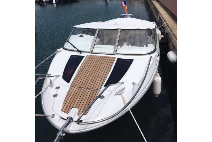 bateau JEANNEAU CAP CAMARAT 6.5 DC série² occasion Pyrénées Orientales - Languedoc-Roussillon   36 500 €