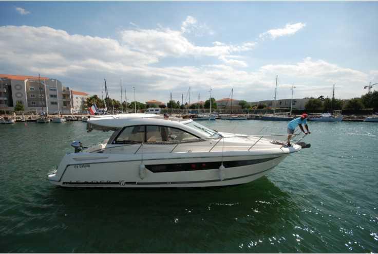 bateau JEANNEAU LEADER 10 occasion Pyrénées Orientales - Languedoc-Roussillon   129 500 €