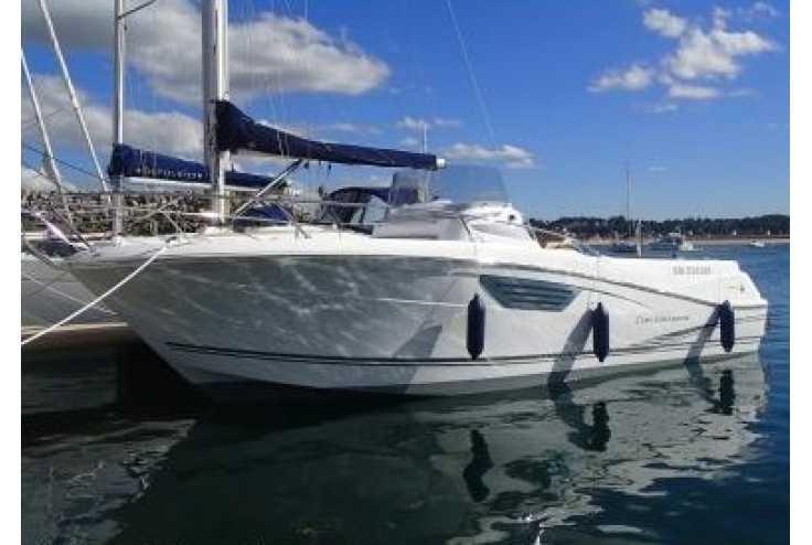 bateau JEANNEAU CAP CAMARAT 8.5 CC occasion Pyrénées Orientales - Languedoc-Roussillon   78 000 €