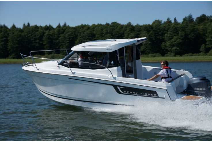 bateau JEANNEAU MERRY FISHER 695 occasion Pyrénées Orientales - Languedoc-Roussillon   54 000 €