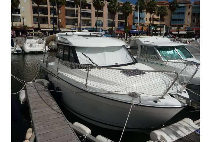 bateau JEANNEAU MERRY FISHER 695 occasion Pyrénées Orientales - Languedoc-Roussillon   43 500 €