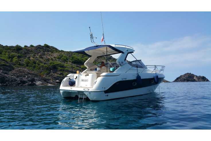 bateau SESSA C30 HARDTOP occasion Pyrénées Orientales - Languedoc-Roussillon   79 000 €