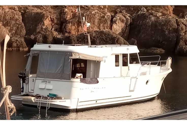 bateau BENETEAU SWIFT TRAWLER 34 S occasion Pyrénées Orientales - Languedoc-Roussillon   145 000 €