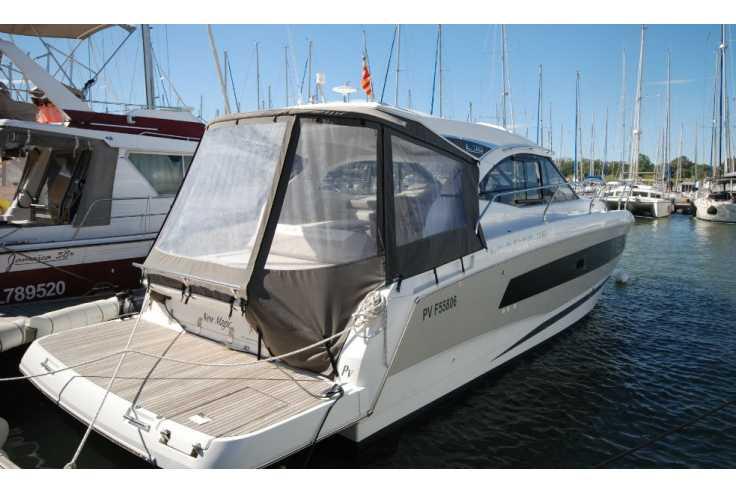 bateau JEANNEAU LEADER 36 occasion Pyrénées Orientales - Languedoc-Roussillon   245 000 €