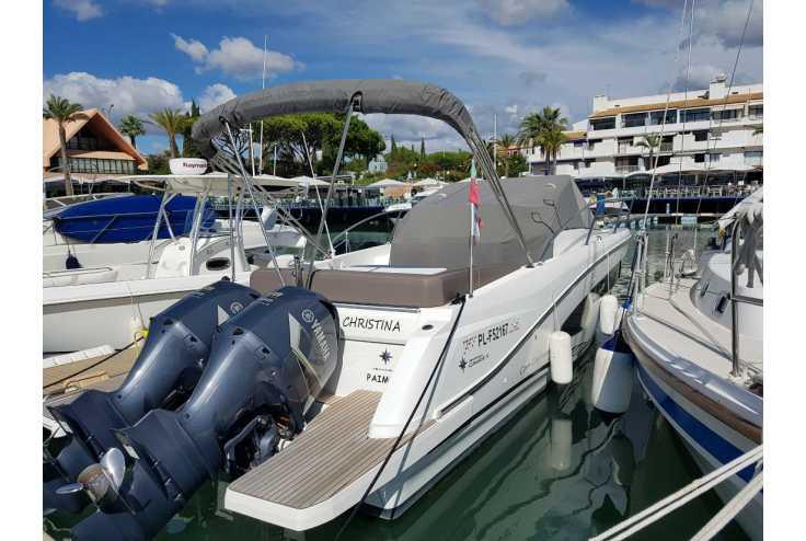 bateau JEANNEAU CAP CAMARAT 10.5 WA occasion Pyrénées Orientales - Languedoc-Roussillon   145 000 €