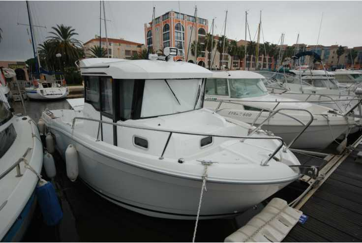 bateau JEANNEAU MERRY FISHER 695 MARLIN occasion Pyrénées Orientales - Languedoc-Roussillon   47 900 €