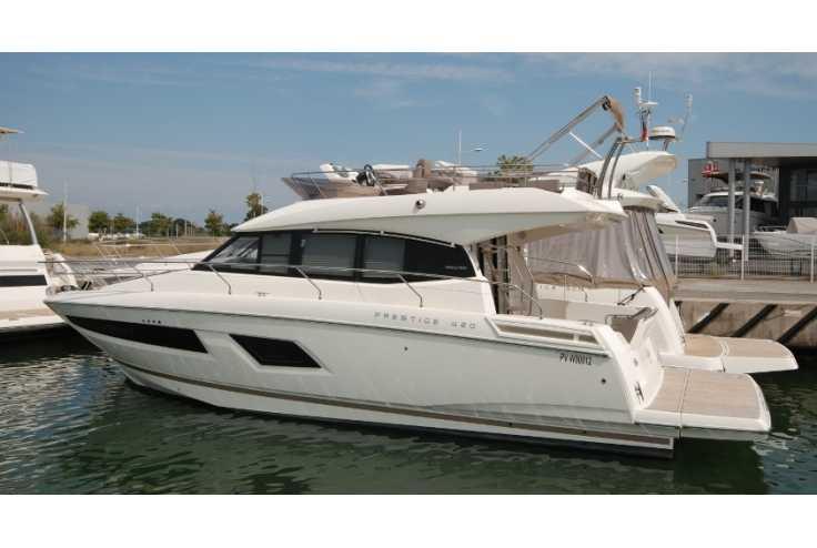 bateau JEANNEAU PRESTIGE 420 occasion Pyrénées Orientales - Languedoc-Roussillon   325 000 €