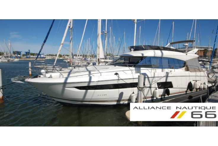 bateau JEANNEAU PRESTIGE 560 occasion Pyrénées Orientales - Languedoc-Roussillon   830 000 €