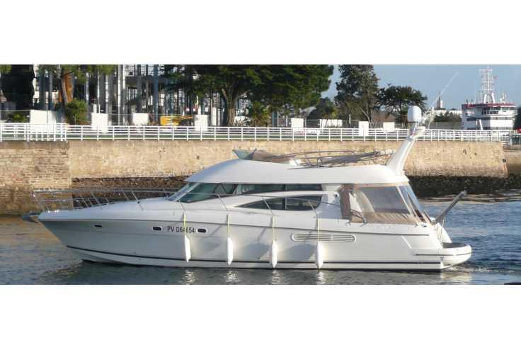 bateau JEANNEAU PRESTIGE 46 occasion Pyrénées Orientales - Languedoc-Roussillon   220 000 €