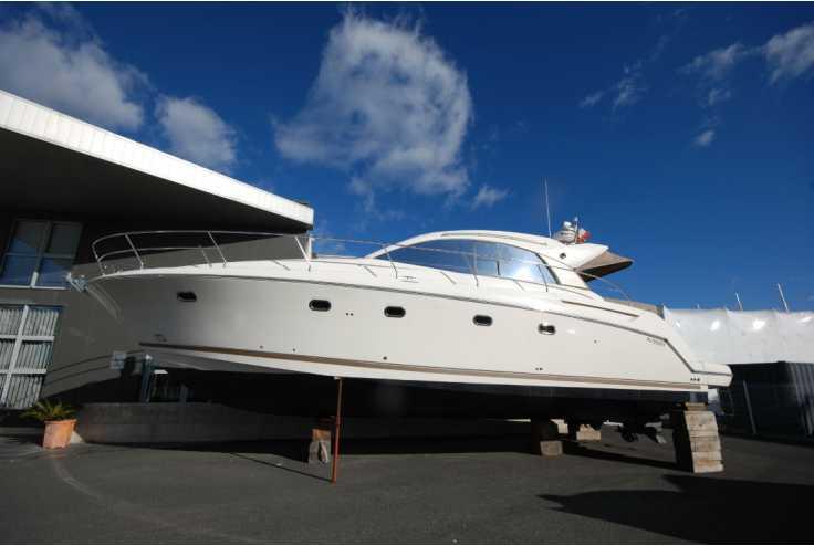 bateau JEANNEAU PRESTIGE 440 S occasion Pyrénées Orientales - Languedoc-Roussillon   228 000 €