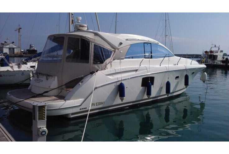bateau JEANNEAU PRESTIGE 42 S occasion Pyrénées Orientales - Languedoc-Roussillon   207 000 €